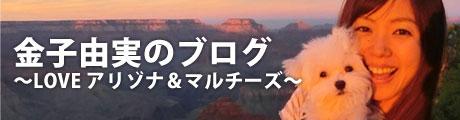 金子由美公式ブログ